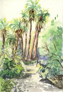 jardin olbius