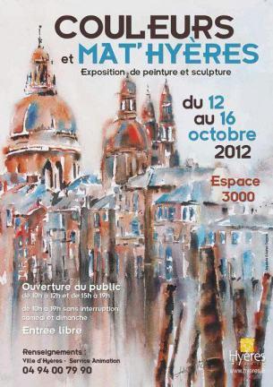 Arlette Béal peintre, illustratrice et auteur sera présente à couleurs et mat'hyères à Hyères