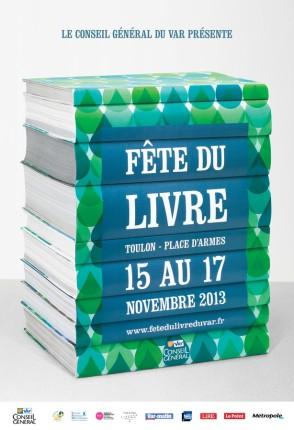 Arlette Béal et sa girafe seront présents au Salon du livre 2013 le vendredi 15 et le samedi 16 au stand de la Librairie Péricles