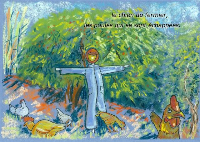 """""""Arnault, un amour d'épouvantail"""" album pour enfants, aux éditions les Presses du Midi."""